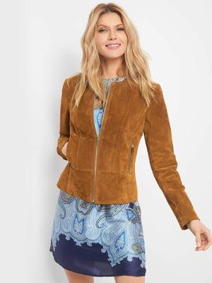 Куртка коричнева   5384331