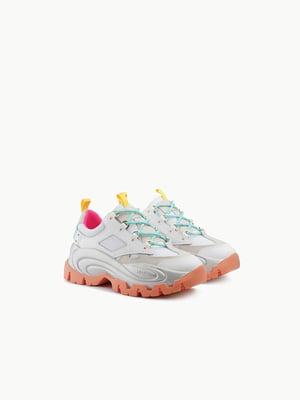 Кросівки біло-сірі | 5384059