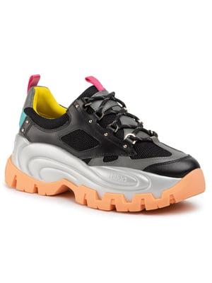 Кросівки чорні | 5384060