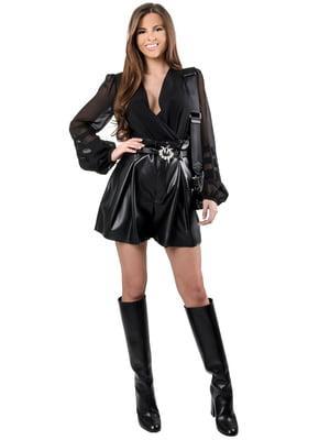 Блуза чорна | 5384096