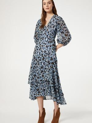Платье с принтом | 5384242
