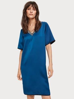 Сукня синя | 5384827