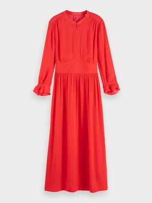 Сукня червоного кольору | 5384917