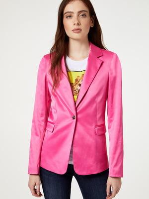 Жакет розовый | 5384252