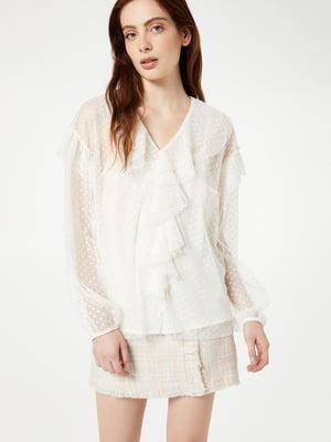 Блуза біла | 5384265