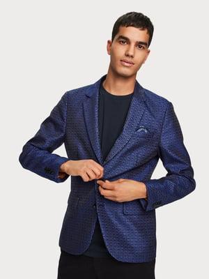 Піджак синій | 5319834