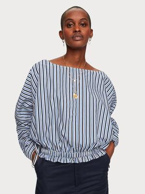 Блуза в полоску | 5384818
