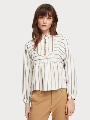Блуза в полоску | 5384821