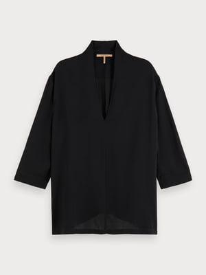 Блуза черная | 5384824