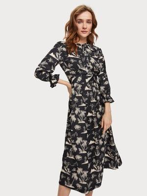 Сукня з принтом | 5384828