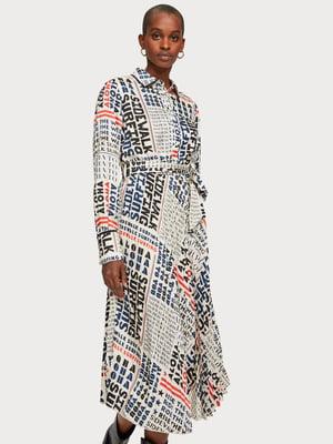 Сукня з принтом | 5384829