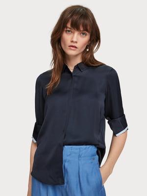 Рубашка синяя | 5384841
