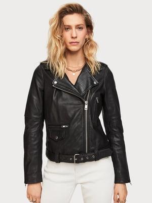 Куртка чорна | 5384857