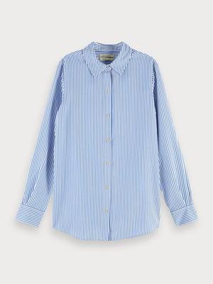 Рубашка голубого цвета | 5384909
