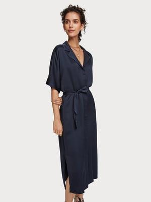 Сукня синя | 5384910