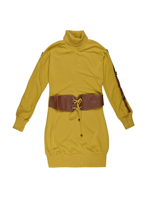 Сукня гірчичного кольору | 5306054