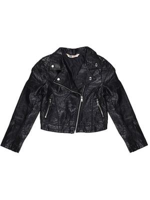 Куртка чорна | 5386279