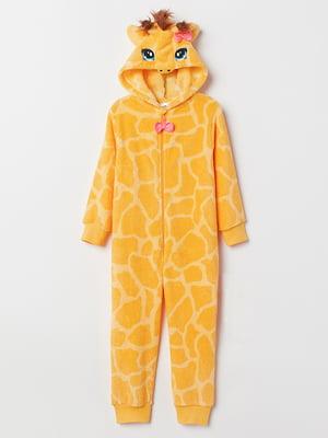 Костюм карнавальний (жираф) | 5386506
