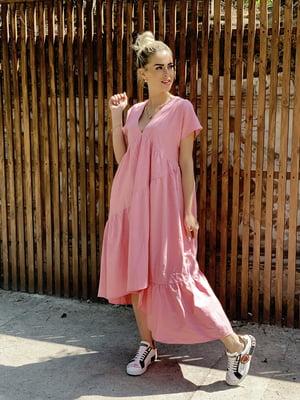 Сукня рожева   5386554