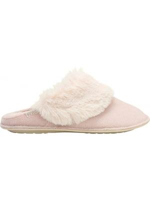 Тапочки нежно-розовые   5387102
