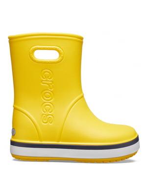 Сапоги желтые | 5387139
