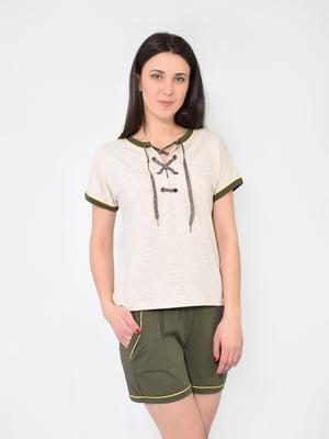 Комплект: футболка і шорти | 5387381