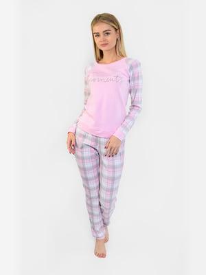 Піжама: реглан і штани | 5387408