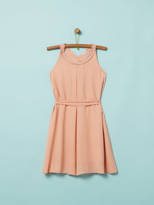 Платье розовое | 5384374
