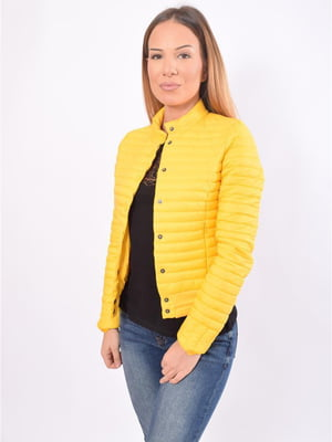 Куртка желтая | 5369589