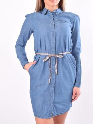 Сукня синя | 5369599