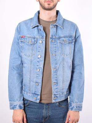 Куртка синяя | 5370036