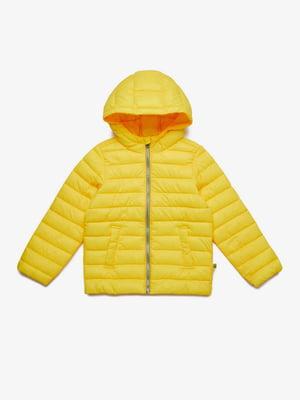 Куртка жовта | 5383975