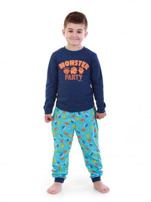 Піжама: джемпер і штани | 5387643