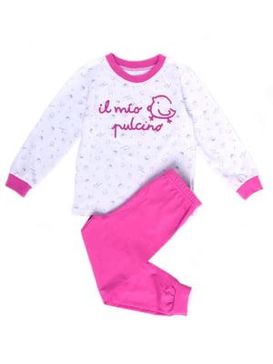 Піжама: джемпер і штани | 5387644