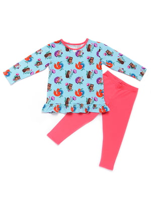 Пижама: джемпер и брюки | 5387648