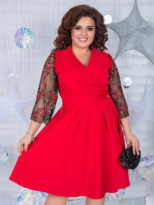 Сукня червона | 5387709