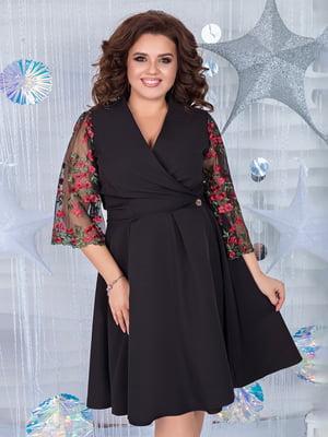 Сукня чорна | 5387710