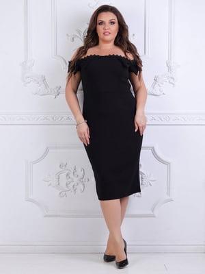 Сукня чорна | 5387717
