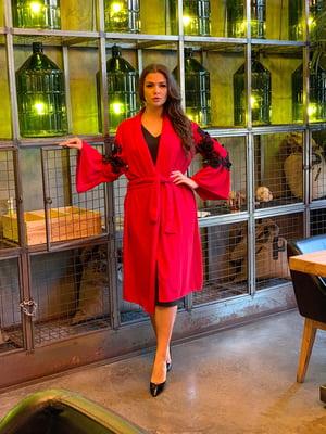 Комплект: кардиган і сукня | 5387799