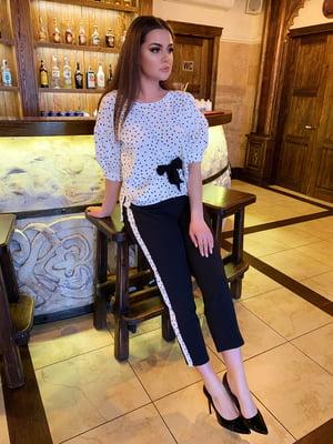 Комплект: блуза и брюки | 5387876