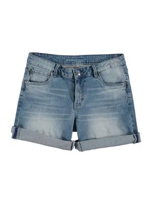 Шорти сині джинсові   5387919