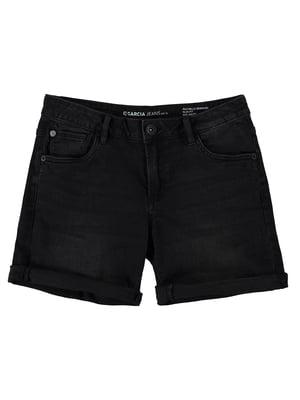 Шорти темно-сині джинсові | 5387920