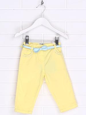 Брюки желтые | 5387973