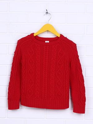 Джемпер красный | 5387979
