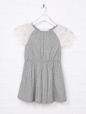 Платье серое   5388021