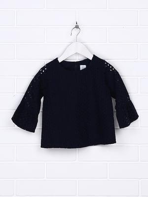 Блуза синяя | 5388089