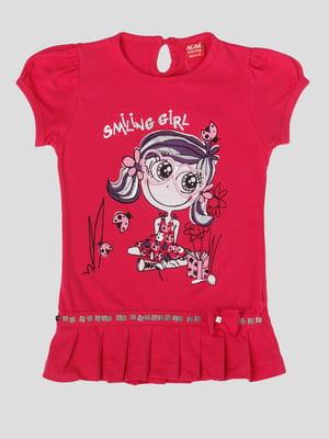 Сукня рожева   5387575