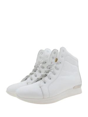Ботинки белые | 5332080