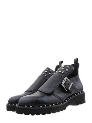 Ботинки черные | 5388596