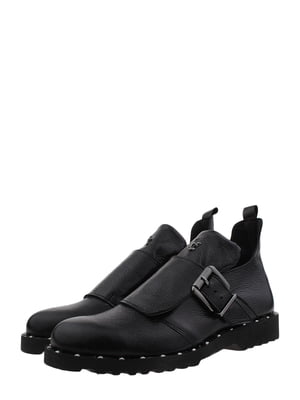 Ботинки черные | 5388597
